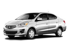 New 2018 Mitsubishi Mirage G4 ES Sedan in Totowa, NJ