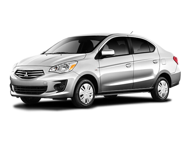 Used 2018 Mitsubishi Mirage G4 ES CVT Sedan Union City