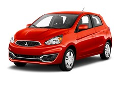 New 2018 Mitsubishi Mirage ES Hatchback in Williamsville, NY
