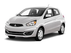 New 2018 Mitsubishi Mirage ES Hatchback near Phoenix, AZ