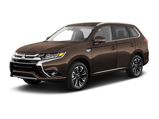 New 2018 Mitsubishi Outlander PHEV CUV in Thornton near Denver, CO
