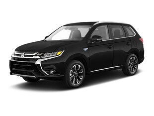 2018 Mitsubishi Outlander Phev SEL Plug-In Hybrid Electric Vehicle Sport Utility