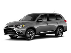 New 2018 Mitsubishi Outlander ES SUV JA4AZ2A32JZ010311 near Los Angeles, CA at Puente Hills Mitsubishi