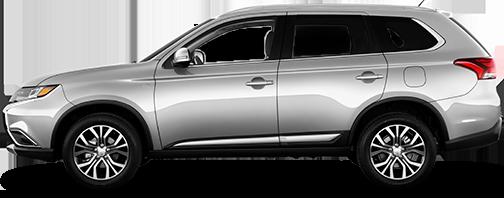 2018 Mitsubishi Outlander SUV ES