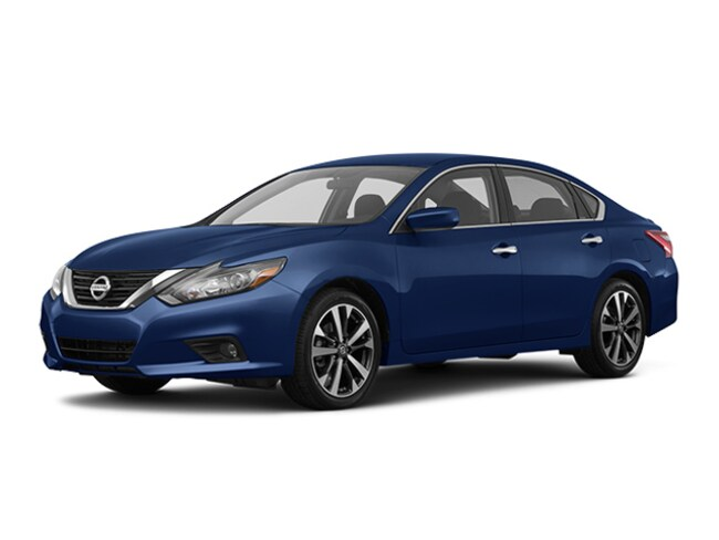in Doylestown, PA 2018 Nissan Altima 2.5 SR Sedan New