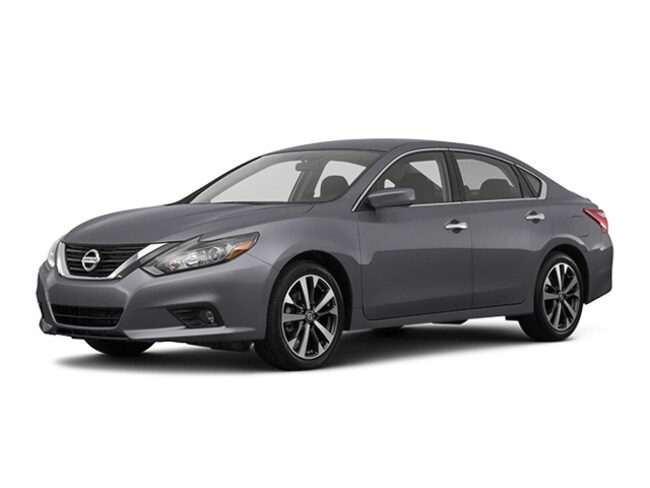 New 2018 Nissan Altima 2.5 SR Sedan in Cortland