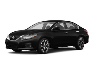 2018 Nissan Altima 2.5 SR Sedan