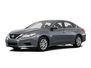 2018 Nissan Altima Sedan 2.5 S CVT Sedan