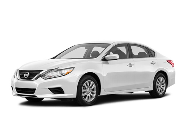 New 2018 Nissan Altima 2.5 S Sedan in Sanford ME