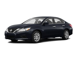 2018 Nissan Altima 2.5 S Convenience Package Sedan