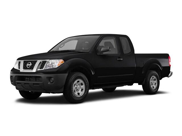 2018 Nissan Frontier Truck Arctic Blue Metallic