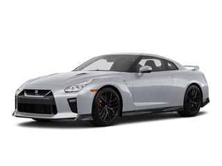 2018 Nissan GT-R Coupe Super Silver Metallic