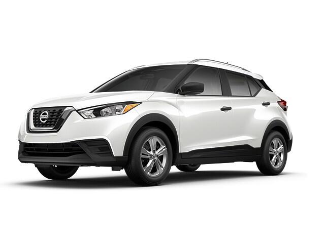 2018 Nissan Kicks SUV Aspen White