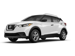New 2018 Nissan Kicks S SUV in St Albans VT