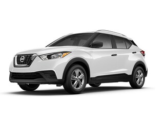 New 2018 Nissan Kicks S SUV for sale in Modesto, CA at Central Valley Nissan