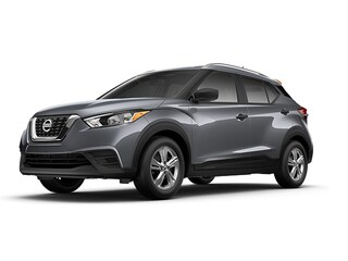 New 2018 Nissan Kicks S SUV in Rosenberg, TX