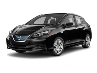 2018 Nissan LEAF Hatchback Super Black