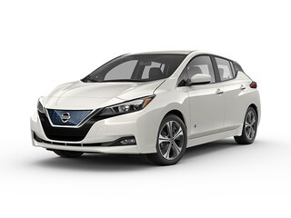 New 2018 Nissan LEAF SL Hatchback Eugene, OR