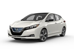 New 2018 Nissan LEAF SV Hatchback 1N4AZ1CP0JC317307 in Totowa