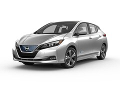 New 2018 Nissan LEAF SV Hatchback 1N4AZ1CP2JC304655 in Totowa
