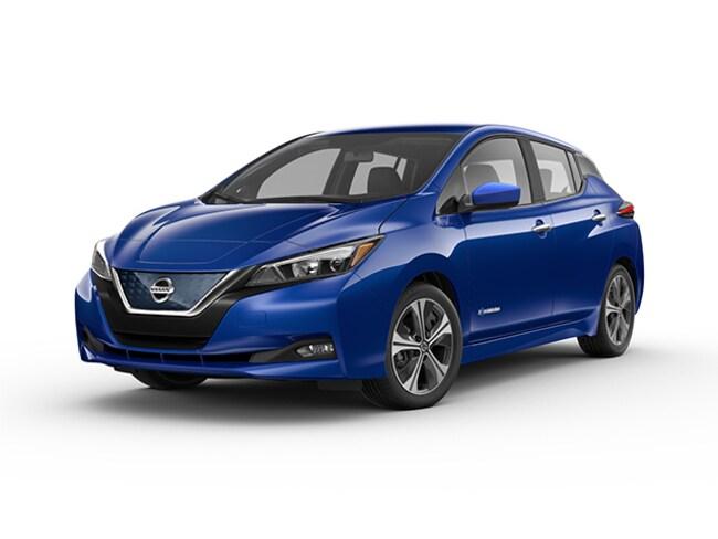 New Nissan 2018 Nissan LEAF SV Hatchback for sale in Denver, CO