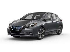 New 2018 Nissan LEAF SV Hatchback 1N4AZ1CP8JC303171 in Totowa