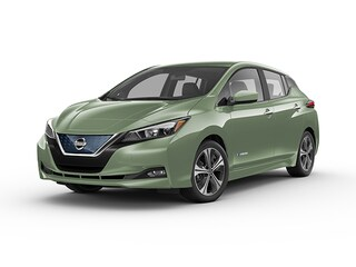 New 2018 Nissan LEAF SV Hatchback Eugene, OR