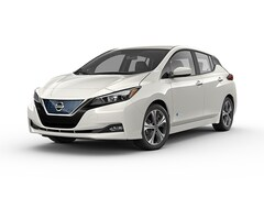 New 2018 Nissan LEAF SV Hatchback 1N4AZ1CP3JC308245 in Totowa