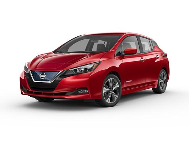 2018 Nissan LEAF SV Hatchback [SGD-O, TE1, L92, E10, AL2, G-0, M10, FL2, CAR, V01, -Z66, NBL, X02, Z66, B93] For Sale in Swazey, NH