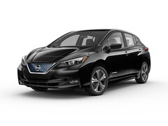 New 2018 Nissan LEAF SV Hatchback 1N4AZ1CP3JC308391 in Totowa