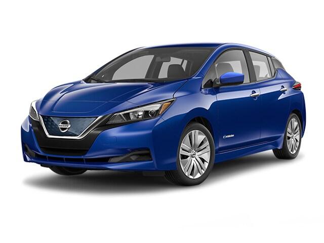 2018 Nissan LEAF S Hatchback