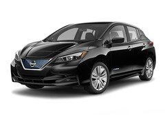 2018 Nissan LEAF S Hatchback Eugene, OR