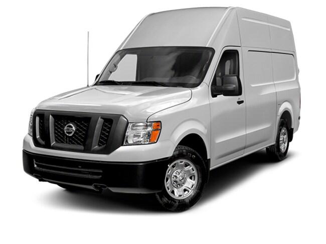 2018 Nissan NV Cargo NV2500 HD SV V6 Van High Roof Cargo Van [SGD, L92, F01, K-I, FLO, B92, K23, GLA] For Sale in Swazey, NH