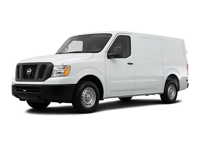 2018 Nissan NV Cargo NV3500 HD Van Cargo Van