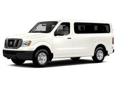 2018 Nissan NV Passenger NV3500 HD S V6 Van Passenger Van [SGD, L92, C03, QAK, B92, FL2, K-0]