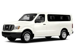 2018 Nissan NV Passenger NV3500 HD S V6 Van Passenger Van