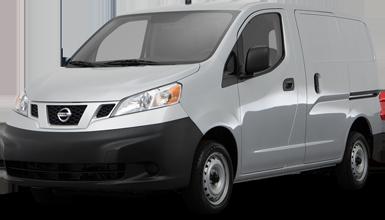 2016 Nissan NV200 Cargo Van