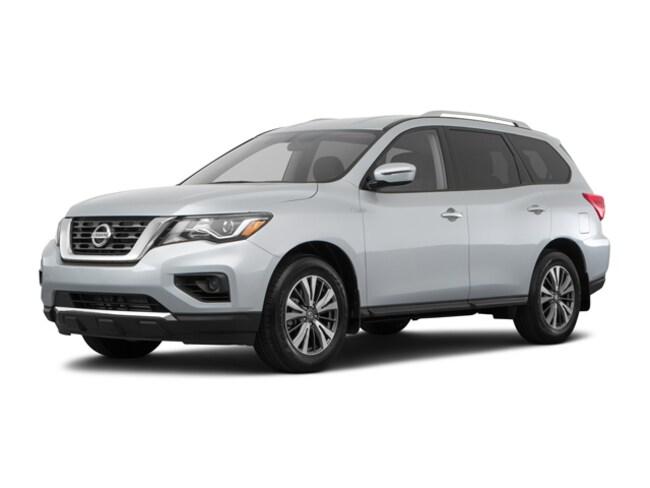 New 2018 Nissan Pathfinder S SUV