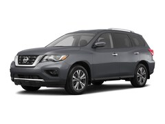 New 2018 Nissan Pathfinder S SUV 5N1DR2MM6JC619424 in Altoona, PA