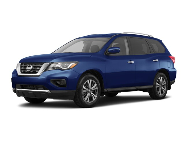 New 2018 Nissan Pathfinder S SUV in Oakland, CA