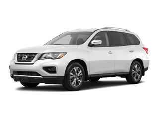New 2018 Nissan Pathfinder S SUV in Victorville
