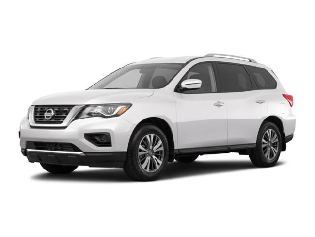 Used 2018 Nissan Pathfinder SUV for sale near Playa Vista