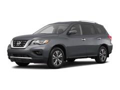 2018 Nissan Pathfinder FWD S SUV