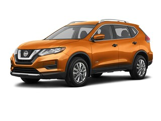 New 2018 Nissan Rogue Hybrid SV SUV for sale in Aurora, CO