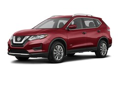 New 2018 Nissan Rogue Hybrid SV SUV for sale in CT