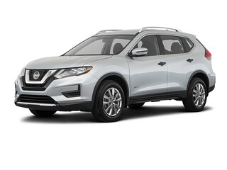 New 2018 Nissan Rogue Hybrid SV SUV for sale in Modesto, CA at Central Valley Nissan