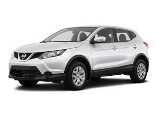 new 2018 Nissan Rogue Sport S SUV in Lafayette