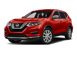 2018 Nissan Rogue SUV Scarlet Ember