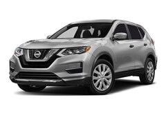 New 2018 Nissan Rogue S SUV in Fresno, CA