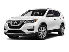 New 2018 Nissan Rogue S SUV Concord, North Carolina